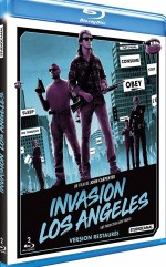 Jaquette Invasion Los Angeles [Édition 2 Blu-ray]