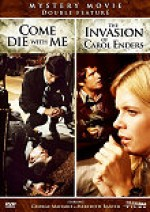 Jaquette Invasion of Carol Enders & Come Die With Me