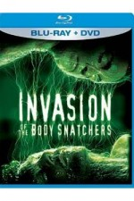 Jaquette Invasion Of The Body Snatchers (DVD + Bluray)