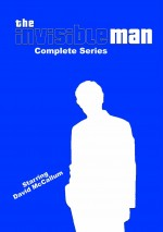 Jaquette Invisible Man: Complete Series