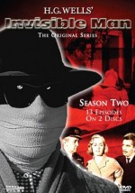 Jaquette Invisible Man: Season 2
