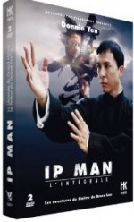 Jaquette Ip Man 1 & 2 (Pack)