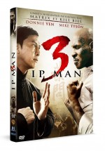 Jaquette Ip Man 3