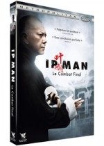 Jaquette Ip Man : Le combat final
