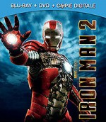 Jaquette Iron Man 2 (édition Blu-ray + DVD + Copie digitale)