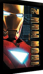 Jaquette Iron Man 2 (�dition Collector - �dition limit�e)