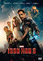 Jaquette Iron Man 3