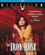 Jaquette Iron Rose