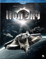 Jaquette Iron Sky