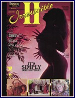 Jaquette Irresistible 2 EPUISE/OUT OF PRINT