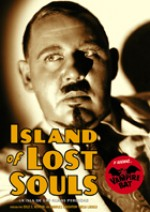 Jaquette Island Of Lost Souls + The Vampire Bat EPUISE/OUT OF PRINT