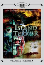 Jaquette Island of Terror (Peter Cushing Nostalgie Edition 2)