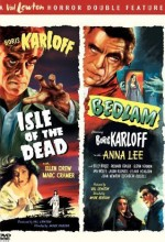 Jaquette Isle of the Dead / Bedlam
