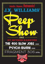 Jaquette J.X. Williams' Peep Show