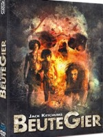 Jaquette Jack Ketchums Beutegier (DVD+Blu-Ray) (Cover A)