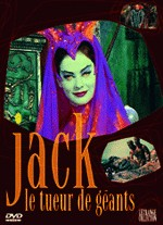 Jaquette Jack le tueur de g�ants (�dition collector) EPUISE/OUT OF PRINT