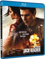 Jaquette Jack Reacher: Never Go Back