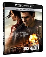 Jaquette Jack Reacher: Never Go Back (4K Ultra HD + Blu-ray)