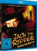 Jaquette Jack the Ripper - Scotland Yard greift ein