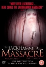 Jaquette Jackhammer Massacre, the