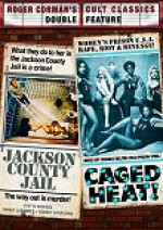 Jaquette Jackson County Jail / Caged Heat (Roger Corman's Cult Classics)