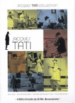 Jaquette Jacques Tati Collection