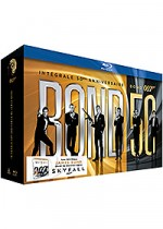 Jaquette James Bond 007 - Bond 50 : Intgrale 50me Anniversaire des 23 films (dition Limite)