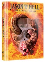 Jaquette Jason Goes to Hell - Die Endabrechnung (Blu-ray & DVD)
