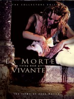 Jaquette Jean Rollin Collection : La Morte Vivante EPUISE/OUT OF PRINT