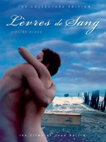 Jaquette Jean Rollin Collection : L�vres de Sang
