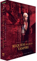 Jaquette Jean Rollin Collection : Requiem pour un Vampire