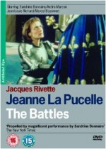 Jaquette Jeanne La Pucelle - The Battles