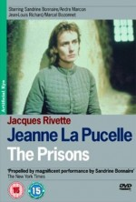 Jaquette Jeanne La Pucelle - The Prisons EPUISE/OUT OF PRINT