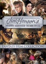 Jaquette Jim Henson Fantasy Film Collection