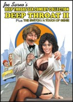 Jaquette Joe Sarno's Deep Throat Sex Comedy Collection