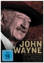 Jaquette John Wayne Collection - Box 2