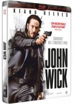Jaquette John Wick EPUISE/OUT OF PRINT