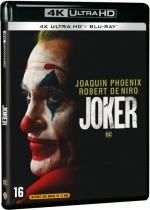 Jaquette Joker (4K Ultra HD + Blu-ray)