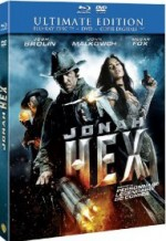 Jaquette Jonah Hex (Ultimate Edition Bluray + DVD + Copie Digitale)
