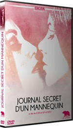 Jaquette Journal Secret d'un Mannequin