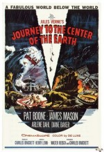 Jaquette JOURNEY TO THE CENTER OF THE EARTH