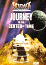 Jaquette Journey to the centre of time / the wizard of mars