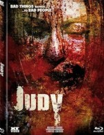 Jaquette Judy (dvd + Bluray) - Cover A