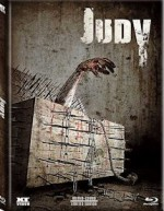Jaquette Judy (dvd + Bluray) - Cover B