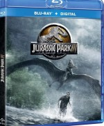 Jaquette Jurassic Park 3 [Blu-ray + Digital HD]