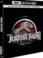 Jaquette Jurassic Park [4K Ultra HD + Blu-ray + Digital HD]