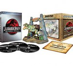 Jaquette Jurassic Park - Ultimate Trilogie- Ultimate Trilogie (�dition Collector - �dition limit�e)