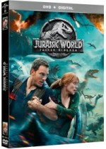 Jaquette Jurassic World : Fallen Kingdom