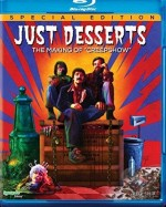 Jaquette Just Desserts: The Making of Creepshow
