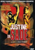 Jaquette Justine de Sade